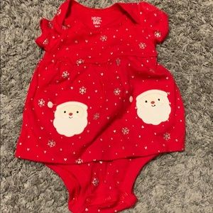 Carters two piece Christmas set